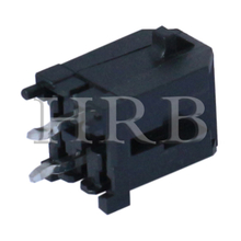 DIP M3045 Vertical Dual Row Header Connector with PCB Polarizing Peg